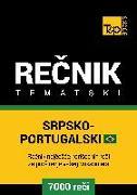 Cover-Bild zu Srpsko-Brazilski Portugalski tematski recnik - 7000 korisnih reci (eBook) von Taranov, Andrey