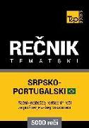 Cover-Bild zu Srpsko-Brazilski Portugalski tematski recnik - 5000 korisnih reci (eBook) von Taranov, Andrey