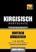 Cover-Bild zu Wortschatz Deutsch-Kirgisisch für das Selbststudium - 5000 Wörter (eBook) von Taranov, Andrey