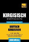 Cover-Bild zu Wortschatz Deutsch-Kirgisisch für das Selbststudium - 3000 Wörter (eBook) von Taranov, Andrey