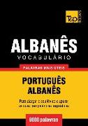 Cover-Bild zu Vocabulário Português-Albanês - 9000 palavras (eBook) von Taranov, Andrey