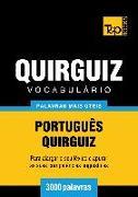 Cover-Bild zu Vocabulário Português-Quirguiz - 3000 palavras (eBook) von Taranov, Andrey