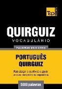 Cover-Bild zu Vocabulário Português-Quirguiz - 5000 palavras (eBook) von Taranov, Andrey