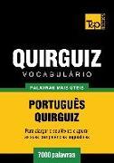 Cover-Bild zu Vocabulário Português-Quirguiz - 7000 palavras (eBook) von Taranov, Andrey
