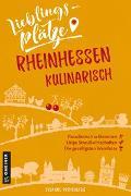 Cover-Bild zu Lieblingsplätze Rheinhessen kulinarisch von Kronenberg, Susanne