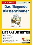 Cover-Bild zu Das fliegende Klassenzimmer / Literaturseiten