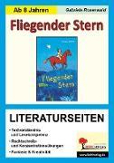 Cover-Bild zu Fliegender Stern - Literaturseiten