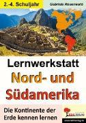 Cover-Bild zu Lernwerkstatt NORD- & SÜDAMERIKA
