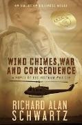 Cover-Bild zu Schwartz, Richard Alan: Wind Chimes, War and Consequence (An American Journeys Novel) (eBook)
