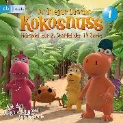 Cover-Bild zu Siegner, Ingo: Der Kleine Drache Kokosnuss - Hörspiel zur 2. Staffel der TV-Serie 01 - (Audio Download)