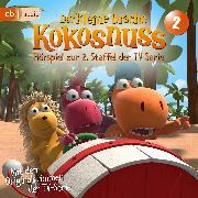 Cover-Bild zu Siegner, Ingo: Der Kleine Drache Kokosnuss - Hörspiel zur 2. Staffel der TV-Serie 02 (Audio Download)