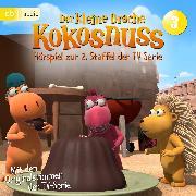 Cover-Bild zu Siegner, Ingo: Der Kleine Drache Kokosnuss - Hörspiel zur 2. Staffel der TV-Serie 03 - (Audio Download)