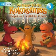 Cover-Bild zu Siegner, Ingo: Der Kleine Drache Kokosnuss - Hörspiel zur 2. Staffel der TV-Serie 05 (Audio Download)
