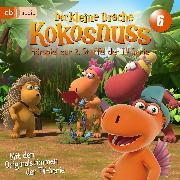 Cover-Bild zu Siegner, Ingo: Der Kleine Drache Kokosnuss - Hörspiel zur 2. Staffel der TV-Serie 06 (Audio Download)