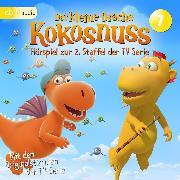 Cover-Bild zu Siegner, Ingo: Der Kleine Drache Kokosnuss - Hörspiel zur 2. Staffel der TV-Serie 07 (Audio Download)
