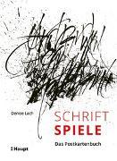 Cover-Bild zu Lach, Denise: Schriftspiele - Das Postkartenbuch