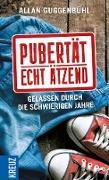 Cover-Bild zu Pubertät - echt ätzend (eBook) von Guggenbühl, Allan