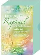 Cover-Bild zu Ruland, Jeanne: Erzengel Raphael und die heilenden Kräfte des grünen Strahls