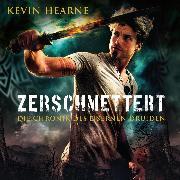 Cover-Bild zu Hearne, Kevin: Zerschmettert (Audio Download)
