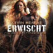 Cover-Bild zu Hearne, Kevin: Erwischt (Audio Download)