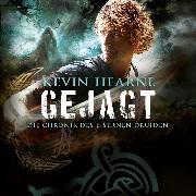 Cover-Bild zu Hearne, Kevin: Gejagt (Audio Download)