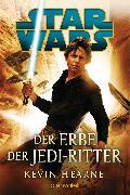 Cover-Bild zu Hearne, Kevin: Star Wars* - Der Erbe der Jedi-Ritter (eBook)