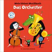 Cover-Bild zu Roederer, Charlotte: Mein kleines Musikbuch - Das Orchester