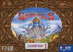 Cover-Bild zu Rajas of the Ganges - Goodie Box 1 von Inka & Markus Brand, Huch! (Hrsg.)