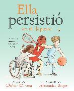 Cover-Bild zu Ella persistió en el deporte