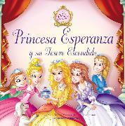 Cover-Bild zu Princesa esperanza y su tesoro escondido