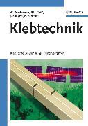 Cover-Bild zu Klingen, Jürgen: Klebtechnik (eBook)