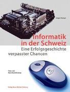 Cover-Bild zu Informatik in der Schweiz