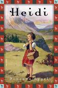 Cover-Bild zu Spyri, Johanna: Heidi (Vollständige Ausgabe. Erster und zweiter Teil)