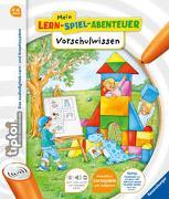 Cover-Bild zu Jebautzke, Kirstin: tiptoi® Vorschulwissen