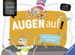 Cover-Bild zu Jebautzke, Kirstin: Augen auf!