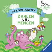 Cover-Bild zu Jebautzke, Kirstin: Im Kindergarten: Zahlen und Mengen