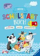 Cover-Bild zu Jebautzke, Kirstin: Mein Schulstart-Buch