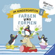 Cover-Bild zu Jebautzke, Kirstin: Im Kindergarten: Farben und Formen