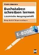 Cover-Bild zu Jebautzke, Kirstin: Buchstaben schreiben lernen - LA (eBook)