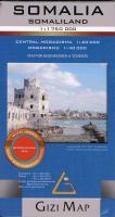 Cover-Bild zu Somalia. 1:1'750'000