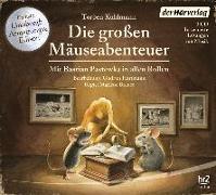 Cover-Bild zu Kuhlmann, Torben: Die großen Mäuse-Abenteuer
