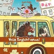 Cover-Bild zu Kolb, Suza: Die Haferhorde - Teil 15: Volle Ponyfahrt voraus!