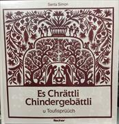 Cover-Bild zu Es Chrättli Chindergebättli und Toufisprüüch