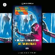 Cover-Bild zu Müller, Oliver: Die Sklavenwelt - Raumschiff Promet - Von Stern zu Stern, Folge 8 (Ungekürzt) (Audio Download)