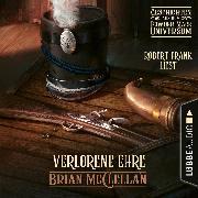 Cover-Bild zu McClellan, Brian: Verlorene Ehre - Geschichte aus dem Powder-Mage-Universum (Ungekürzt) (Audio Download)