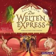 Cover-Bild zu Sturm , Anca: Der Welten-Express - Vom Suchen und Finden