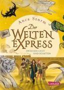 Cover-Bild zu Sturm, Anca: Der Welten-Express (Der Welten-Express 2)