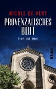 Cover-Bild zu Vert, Nicole de: Provenzalisches Blut (eBook)