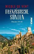 Cover-Bild zu Vert, Nicole de: Französische Sünden (eBook)