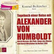 Cover-Bild zu Tagebuch einer Reise mit Alexander von Humboldt